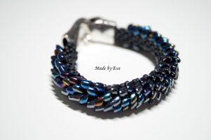 bead crochet bracelet