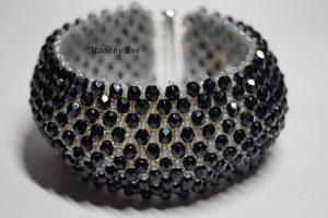gray-black Caprice bracelet