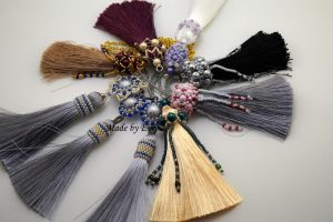 pendants with tassels