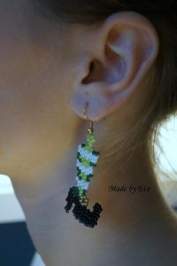 Earrings for Halloween