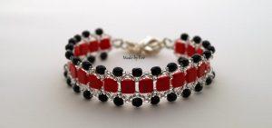 bracelet with tile